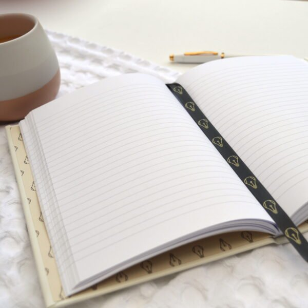 Original Life Personalised Notebook Lined Pages Sustainable Paper